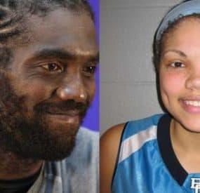 Randy Moss' Daughter Sydney Moss Breaks Division III Scoring Record