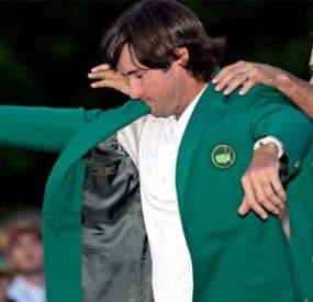 Bubba Watson Wins Second Masters Tournament