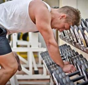 Weight Lifting Rest vs. Detraining