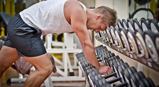 Weight Lifting Rest vs. Detraining