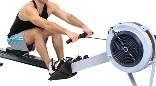 Full Body Rowing Workout