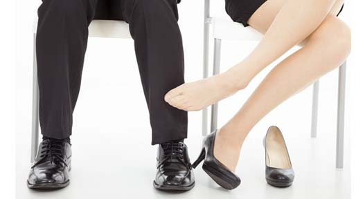 The Pitfalls of an Office Romance