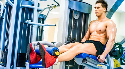 Leg Resistance Training Exercises