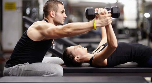 Working out with Your Girl