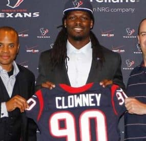 Texans Take Clowney No. 1, Rams Big Winner In NFL Draft