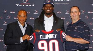 Texans Take Clowney No. 1, Rams Big Winner In NFL Draft