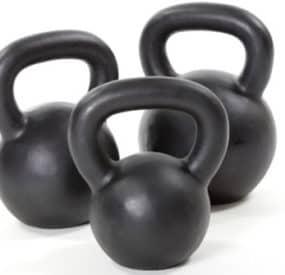 5 x 5 x 5 Kettlebell Workout