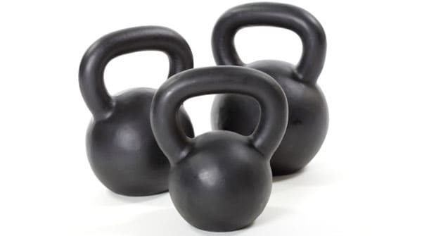 5 x 5 x 5 Kettlebell Workout