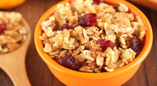 Naturally Healthy Granola