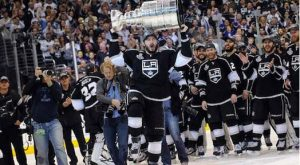 LA Kings Come Back Again, Beat Rangers In Double OT