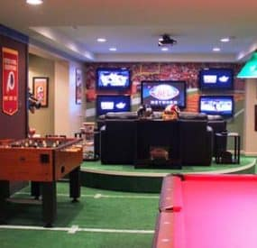The Man Cave: 3 Things to Make it Complete