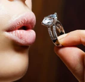 How to Get the Engagement Ring Back