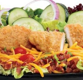 Salad Ingredients That Are Making You Fat