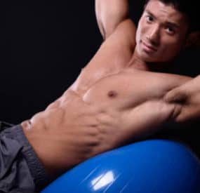 Ultimate Stability Ball Ab Workout