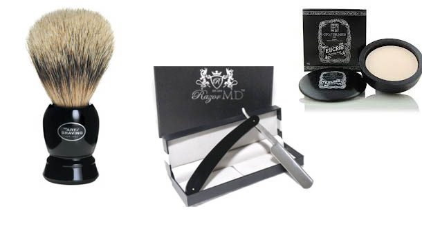 Classic Shaving Products Your Granddad Used Back in the Day