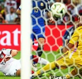 Mario Gotze's Extra Time Goal Gives Germany 2014 World Cup Title