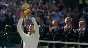 Novak Djokovic Wins Epic Wimbledon Men's Tennis Final