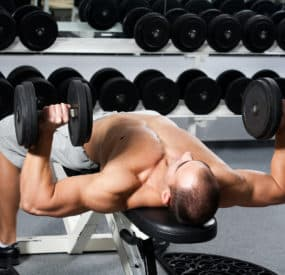 Up & Down The Ladder Lifting Workout