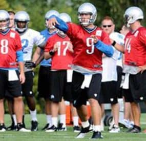 NFL Training Camps Are Underway