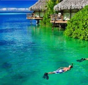 Summer Snorkeling Vacations