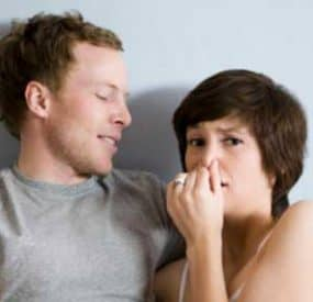 The Sweet Smell of Romance - Don't Let Body Odor Interfere