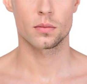 Clean Shave Versus Facial Hair