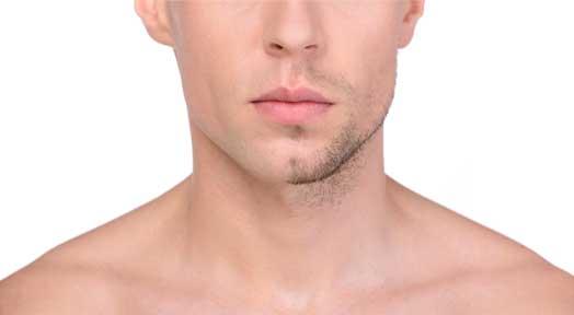 Clean Shave Versus Facial Hair
