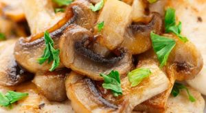 Four Health Benefits of Mushrooms