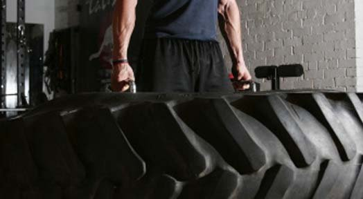 The Strongman Workout to Build Strong Muscles
