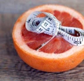 Burn Fat with Citrus Fruit