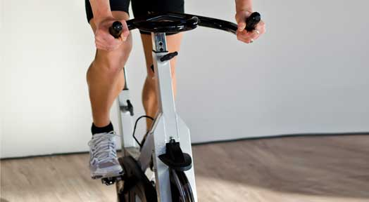 Spinning Class - A New Spin on Working Out