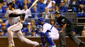 Giants Even The World Series With Late Rally