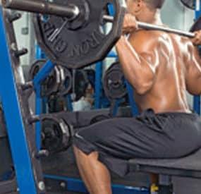 Box Squats Workout