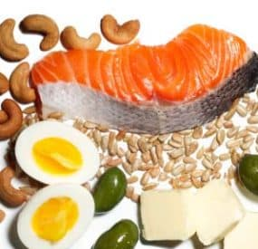 Five Foods for a Healthy Body