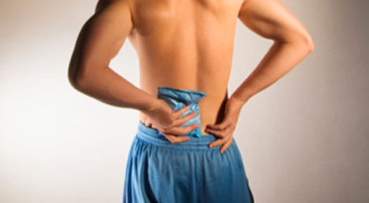 Should you Heat or Ice Low Back Pain