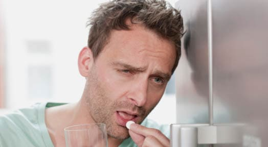 Potential Health Risks of Hangovers