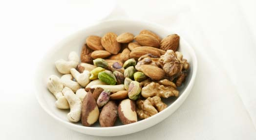 How Eating Nuts can Help you Live Longer