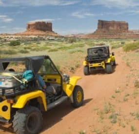 Sedona Valley Jeep Tours