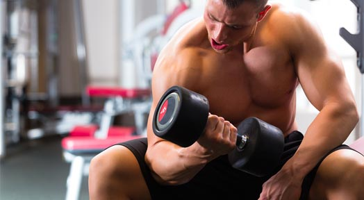 strength gain build muscle strength