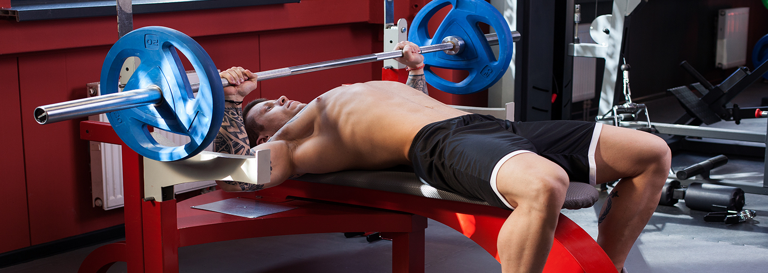 45 Minute Chest Workout to Build Impressive Pecs
