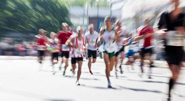 Running Workouts and Training for a Marathon