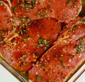 Marinades – Soak It In