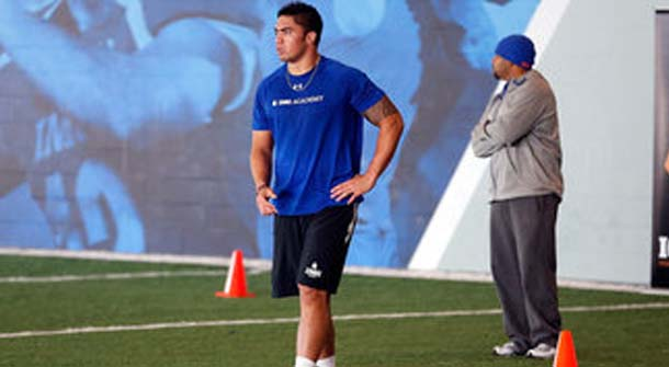 Performance at NFL Combine Is Key For Manti Teo