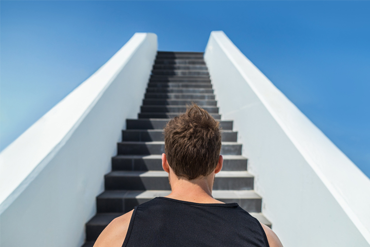 High Calorie Fat Burning Workouts Stairs