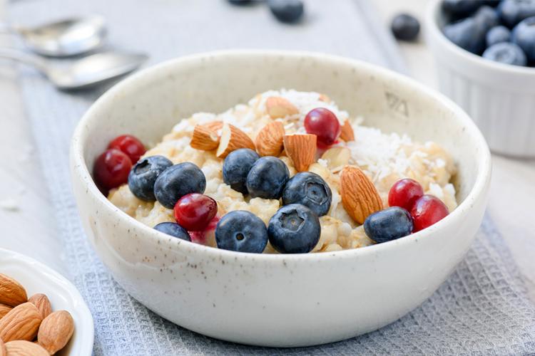 Power Foods Oatmeal
