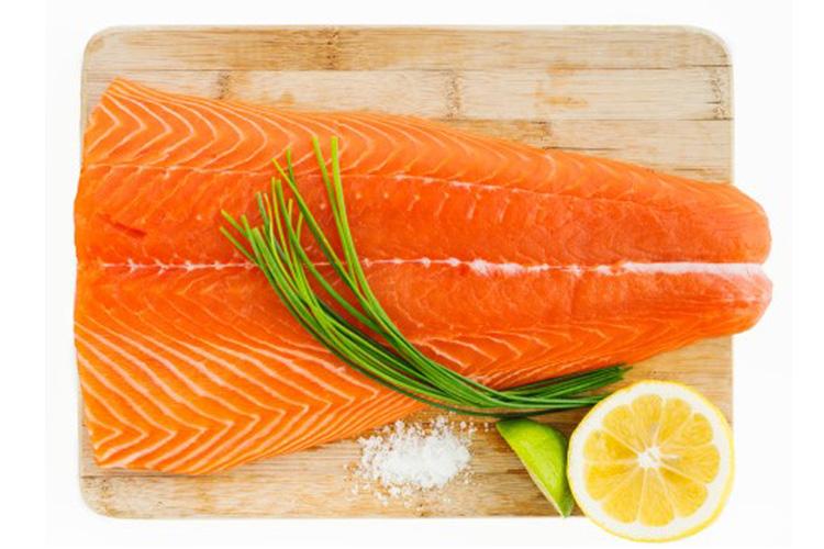 Power Foods Salmon