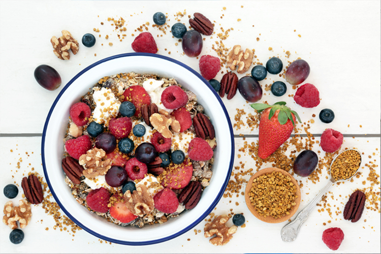 Healthy Breakfast Ideas to Fuel Your Strength Training - oatmeal