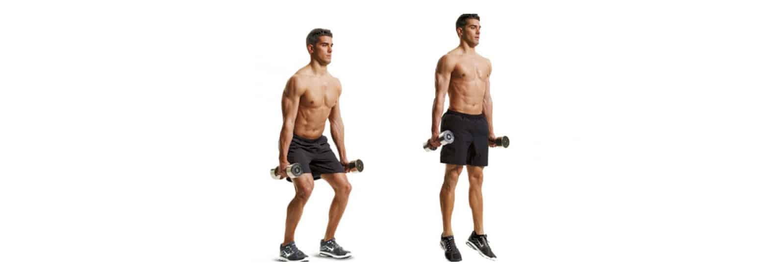 he Benefits of a Jump Squats Workout