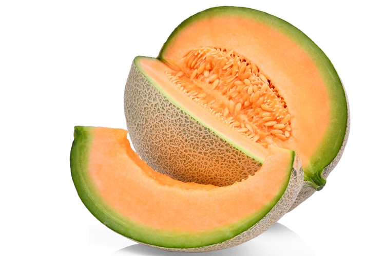 Most Hydrating Foods Cantaloupe.2