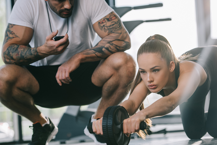 The Most Physically Demanding Jobs - Personal Trainer